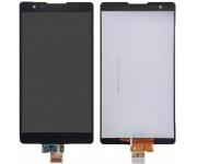 Дисплей LG X Power K220DS + тачскрин черный 1 класс