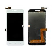 Дисплей Lenovo A1010/A Plus/Vibe B (A2016) + тачскрин белый