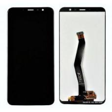 Дисплей Meizu M6T + тачскрин черный