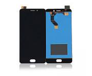 Дисплей Meizu M6 Note + тачскрин черный (CG)