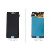 Дисплей Samsung A310F Galaxy A3 (2016) + тачскрин черный (GH97-18249B) ORIG 100%
