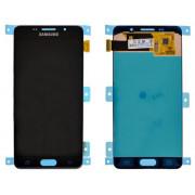Дисплей Samsung A510F Galaxy A5 (2016) + тачскрин черный Amoled