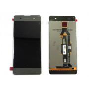 Дисплей Sony Xperia XA/XA Dual (F3111/F3112) + тачскрин черный 1 класс