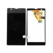 Дисплей Sony Xperia Z1 Compact (D5503/D5503) + тачскрин черный 1 класс
