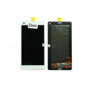 Дисплей Sony Xperia Z3 Compact D5803/D5833 + тачскрин белый класс 1