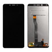 Дисплей Xiaomi Redmi 6 / 6A + тачскрин черный