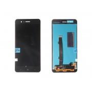 Дисплей ZTE Blade A510 + тачскрин черный