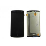 Дисплей ZTE Blade L5 Plus + тачскрин черный
