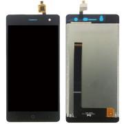 Дисплей ZTE Blade L7 + тачскрин черный