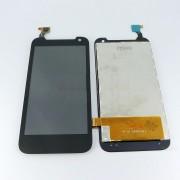 Дисплей + Тачскрин + рамка HTC Desire 310/310 Dual SIM/Desire V1 (D310w), б/у, черный