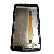 Дисплей + Тачскрин + рамка + нижняя плата FS505 Nimbus 7, б/у, черный