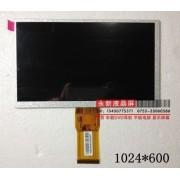 Дисплей б/у - 7300101462 E242868 1024*600 пикс. (7дюймов 164*100)