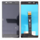 Дисплей для Nokia 3 (TA-1032) + тачскрин (черный)