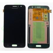 Дисплей для Samsung SM-J120F Galaxy J1 (2016) + тачскрин (черный), ОРИГ100%