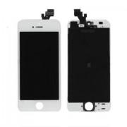 Дисплей iPhone 5 + тачскрин белый (LCD Оригинал)