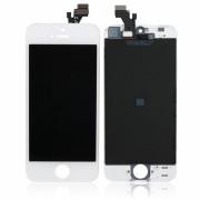Дисплей iPhone 5 + тачскрин белый (LCD Оригинал/Замененное стекло)