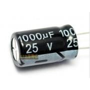 Электрический конденсатор 25V 1000uF