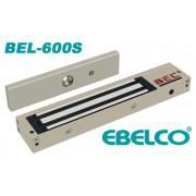 Электромагнитный замок BEL-600S, на отрыв до 300 кг, DC 12В/ 24В