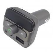 FM MODULATOR BT-20 (2USB 5V/3.4A,MP3/WMA,поддержка microSD/USB до 32 Gb,громкая связь,bluetooth V2.1,LED дисплей, дистан
