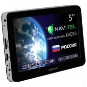 "GPS Навигатор Explay PN-975 5""""/TFT/480x272/SD/MicroSD/WM СЕ5.0 + Navitel"