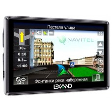 GPS Навигатор Lexand STR-5350 HD+ 5