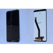 Huawei Y6 Prime 2018 тачскрин + экран (модуль) черный