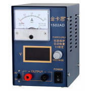 Источник питания Kaisi 1502AD (15V, 2A защита по току)