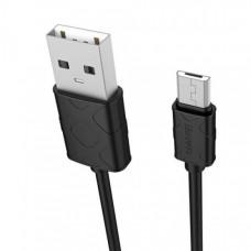 Кабель Baseus Yaven Lightning Cable microUSB - USB черный, 1м