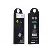 Кабель Hoco X5 Type-C - USB черный, 1м