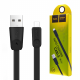 Кабель Hoco X9 microUSB - USB черный, 1м