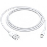 Кабель Крафт Apple 8pin - USB белый, 1м
