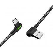Кабель McDodo CA-5282 Type-C - USB черный, 1,8м