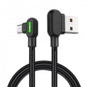 Кабель McDodo CA-5771 microUSB - USB черный, 1,2м