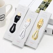 Кабель Remax RC-041 Apple 8pin - USB черный, 1м