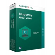 Kaspersky Anti-Virus Russian Edition. 2 лиц., 1 год, Базовая
