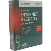 Kaspersky Internet Security для всех устройств. лицензии на 3 ПК, 1 год.