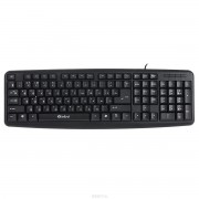 Клавиатура Intro KU101 black USB