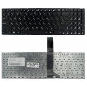 Клавиатура черная без рамки ASUS X550CA