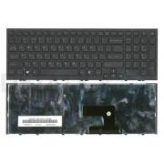 Клавиатура для Sony VAIO VPCEH черная с черной рамкой