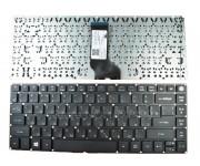 Клавиатура для ноутбука Acer Aspire E5-575G, черная, русская