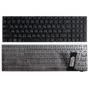 Клавиатура для ноутбука Asus N56JN русская черная, 003-0489