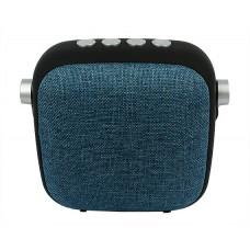 Колонка X8B синий (Bluetooth/Hand free/AUX/TWS/USB/FM/MicroSD)
