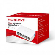 Коммутатор Mercusys MS105 5x10/100Base-TX, Unmanaged
