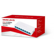 Коммутатор Mercusys MS108 8x10/100Base-TX, Unmanaged
