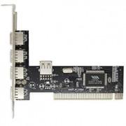 Контроллер PCI to USB 4+1, б/у