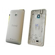 Корпус HTC 601n One mini серебро