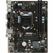 Материнская плата MSI B250M PRO-VH (Micro-ATX, LGA 1151, Intel B250, DDR4 х 2, 2133-2400 МГц до 32 Гб, 1x HDMI, 1x VGA)