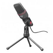 Микрофон Trust GTX 212 (проводной, конденсаторный, ненаправленный, jack + USB)