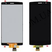 Модуль-дисплей LG G4S (H736) черный (Оригинал)