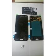Модуль-дисплей Samsung Galaxy J3 (2016) SM-J320 черный